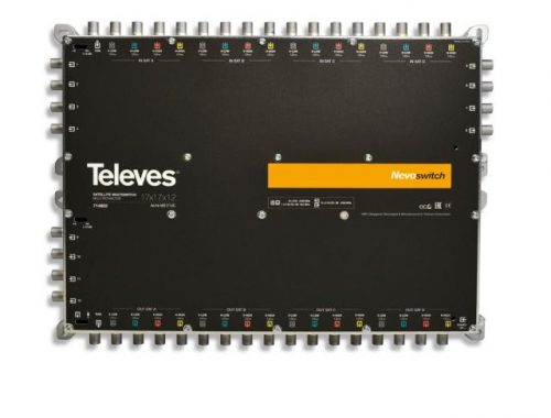 Televes Nevoswitch 17x17x12 Hertzinger