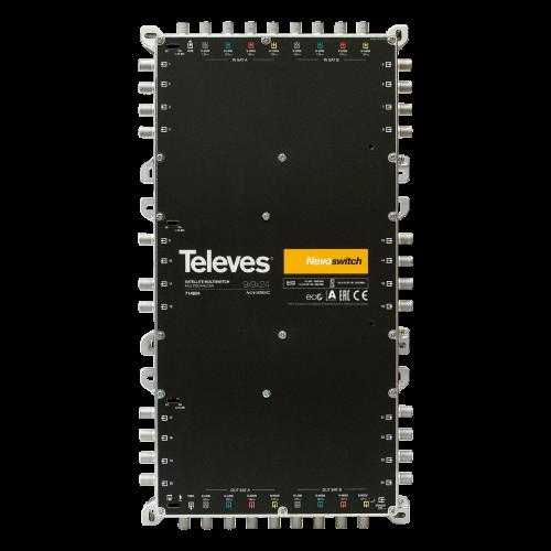 Ts714604 Televes Nevoswitch 9x9x24