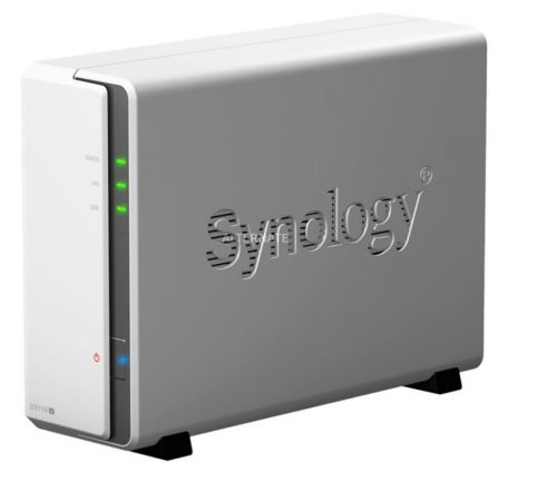 Synology Ds119j Nas Wit