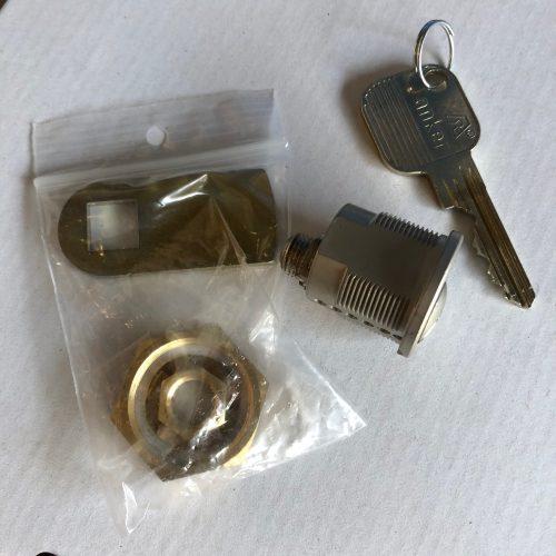 Triax Anker Hp Cylinder En Sleutel Voor Gr Buitenkast 1