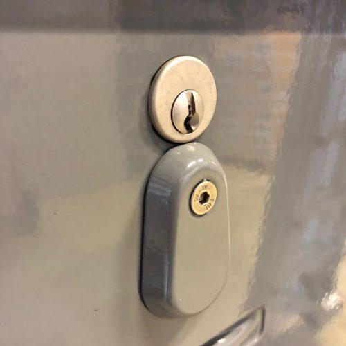 Triax Anker Hp Cylinder En Sleutel Voor Gr Buitenkast