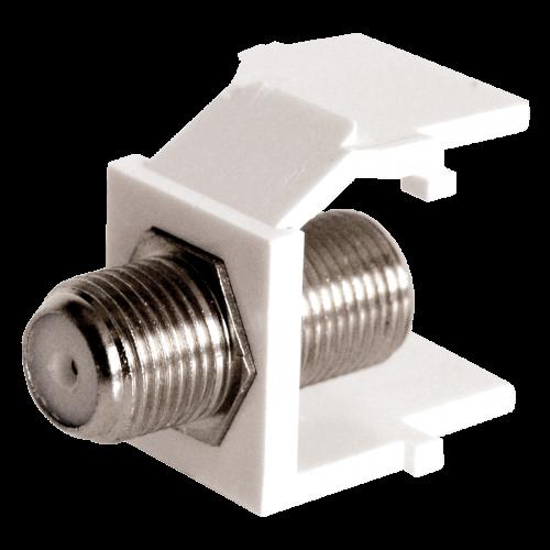 546620 Televes F Connector Adapter Voor 19 Inch Paneel