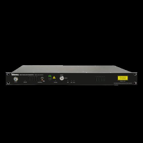769801 Televes 19 Inch Optical Transmitter 1550nm 5dbm