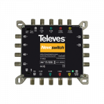 714402 Televes Nevoswitch Quad 5 In 6 Out