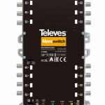 714405 Televes Nevoswitch Quad 5 In 16 Out