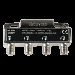 5151 Televes Splitter 3 Weg 5..2400 Mhz. Dc Diode